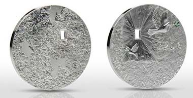 Best Münze in Talergröße: Finnland - 20 Euro, Silber, Frieden und Sicherheit