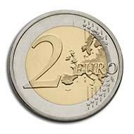 Best Umlaufmünze: Slowakei - 2 Euro, Einführung des Euro