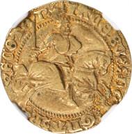 SCOTLAND. Rider, ND (ca. 1475-83). James III (1460-88). NGC VF-30. Estimate: $5,000-$7,000.