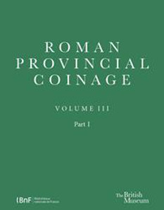 Michel Amandry and Andrew Burnett, Roman Provincial Coinage III; Nerva, Trajan and Hadrian (AD 96-138). British Museum Press London / Bibliothèque nationale de France Paris 2015. 1,368 pages, 356 b/w plates, 5 maps. 2 vols., hardcover in slipcase. 22.5 x 28 cm. ISBN 978 0 7141 1827 7. 195 pounds.