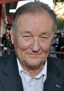 Albert Uderzo. Photograph: Georges Briard / https://creativecommons.org/licenses/by-sa/3.0/deed.en