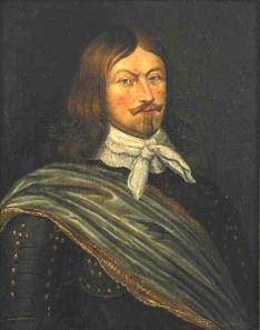 David Beck, Portrait of Swedish General Lennart Torstensson, 17th century.