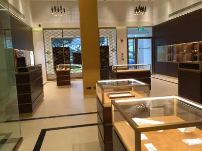 Die neue Niederlassung der Degussa Goldhandel in Singapur. Foto: © Degussa Goldhandel.