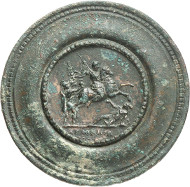 Lot 8828: ROMAN IMPERIAL TIMES. Lucius Verus. AE-medallion, 164/5, Rome. Ex Kastner Auction 4 (1973), 251. Extremely rare. Extremely fine. Estimate: 25,000,- euros. Hammer price: 44,000,- euros.
