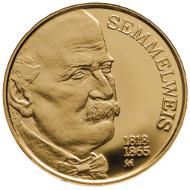 Hungary / 5000 Forint / 2015 / Gold .999 / 0.5 g / 11 mm / Designer: Enikö Szöllössy.