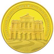 Macau / 250 Patacas / Gold .9999 / 7.776 g / 21.96 mm / Mintage: 5,000.