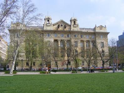 Magyar Nemzeti Bank, Budapest.