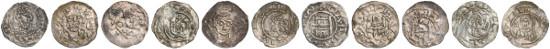 675 Treasure of Obing: Bavaria / Traunstein district. About 950 coins. Estimate: 150,000 euros. Starting price: 90,000 euros.