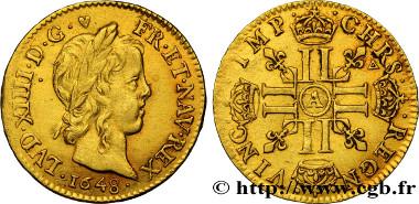 France. Louis XIV