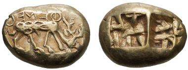 Ephesus, Phanes, El-trite.