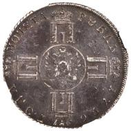Lot 41399: RUSSIA. Ruble Novodel, 1796-CNB. Paul I (1796-1801). NGC AU-50.