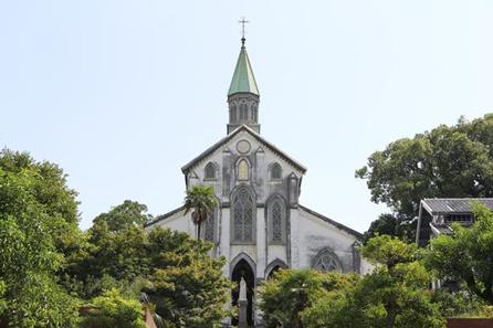 Oura-Kathedrale im japanischen Nagasaki.