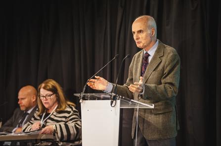 Roberto Andrade, Banco de Espana. Foto: Reconnaissance.