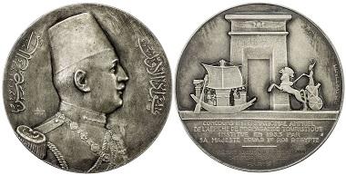 Fuad I. AR medal.