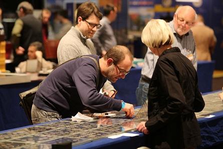 Münzensammler und Anleger kommen bei dem internationalen Angebot der World Money Fair voll auf ihre Kosten.