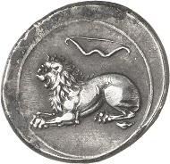 Nr. 275: TARSOS (Kilikien). Mazaios, 361-334. Stater. Äußerst selten. Vorzüglich. Taxe: 20.000,- Euro.