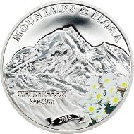 Palau / 5 Dollars / Silver .925 / 20 g / 38.61 mm / Mintage: 2500.