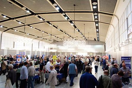 Auf rund 2000 Quadratmetern wird den Besuchern viel geboten.