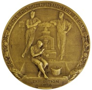 The Archer M. Huntington Medal.