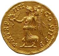 Septimius Severus. Aureus.