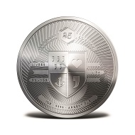 Le Grand Mint's tapir bullion coin.