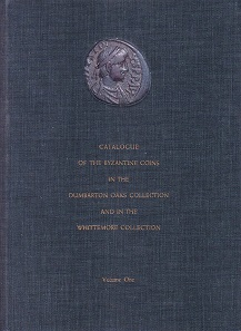 Lot 630: Bellinger, Alfred R. and Grierson, Philip. Byzantine Coins in the Dumbarton Oaks and Whittemore Collections. Volume I to V complete. (Washington D.C.). Volumes I-III in their original clear plastic covers and all in Fine condition, Volumes IV and V are Very Fine. From the J. Eric Engstrom Library. Estimate $500.