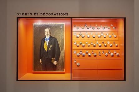 Auch Orden werden als Teilgebiet der Numismatik vorgestellt. © Tom Lucas.