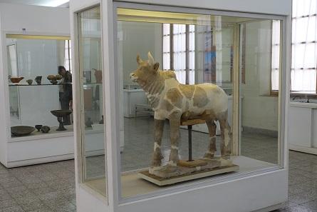 Bull from Chogha Zanbil. Photo: KW.