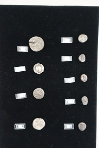 Coins of, let's say, not the highest quality. Photo: KW.