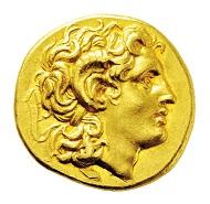 53: Königreich Thrakien. Lysimachos. 323-281 v. Chr. Goldstater. Taxe Euro 7500,-