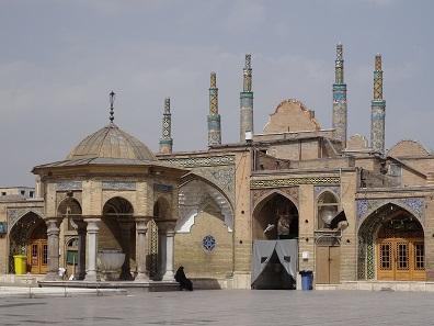 Imamzadeh Hossein. Photo: KW.