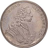 BAVARIA. Charles VII Albert, 1726-1745. Taler 1738, Munich. Dav. 1942. Hahn 248. From the upcoming auction Künker 184 (2011), 4085. Estimate: 5,000 Euros.