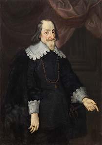 Maximilian I of Bavaria (1573-1651), painting of Joachim of Sandrart, Kunsthistorisches Museum Wien. Photo: Wikipedia.