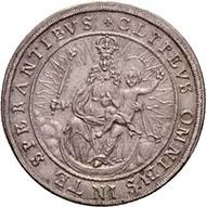 BAYERN. Maximilian I., 1598-1651. Reichstaler 1618, München. Dav. 6064. Hahn 62 a. Aus der kommenden Auktion Künker 184 (2011), 4062. Schätzung: 1.000 Euro.