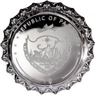 Palau / 1 Dollar / Silver .999 / ca. 2.5g / ca. 32mm / Mintage: 2500.