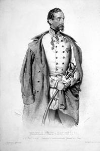 Wilhelm Albrecht von Montenuovo.