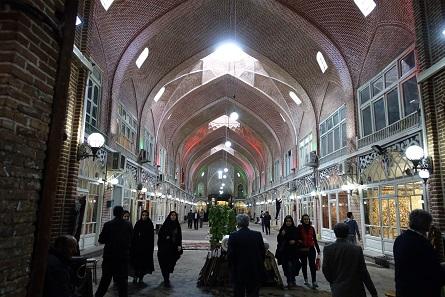The old bazaar. Photo: KW.