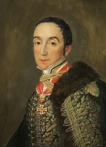 Adam Graf Nemes, 1. Gouverneur der Nationalbank. Quelle: Geldmuseum der OeNB.