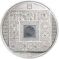 Cook Islands / 10 Dollars / silver .999 / 50 mm / 50 g / Design: Coin Invest Trust / Mintage: 999.