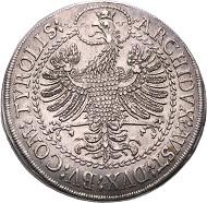 Römisch Deutsches Reich. Leopold I., 1657-1705. Doppeltaler o. J., Hall.