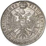 Lot 3054: REGENSBURG. 5 ducats n.d. (1740-1745) with the title of Charles VII. Extremely rare. Extremely fine. Estimate: 20,000 euros.