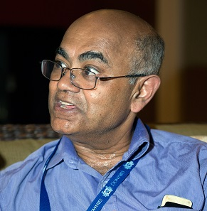 He used to be firmly established in the community of mints: the President of the MDC Technical Committee, Prabir Dee. Photograph: UK.