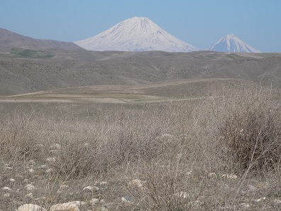 Mount Ararat. Photo: KW.