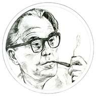 Entwurf zur Sondermünze von Daniel Frank.