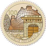 Sondermarkenblock (45 x 45 mm) mit einer Sondermarke DM 38mm; Wert: 1,- EUR; Auflagenhöhe: 150.000 Stück; Druck: Offsetdruck; Österr. Staatsdruckerei.