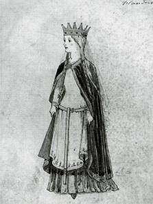 Queen Matilda by an unknown artist.