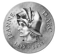 France / 10 euros / 900 silver / 22.2g / 37mm / Mintage: 5,000.