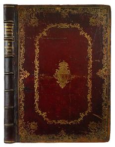 Lot 18: Gianfranceso Barbarigo, Numismata virorum illustrium ex Barbadica gente, bound with 1760 supplement, 1732 & 1760. Start price: $2,500.
