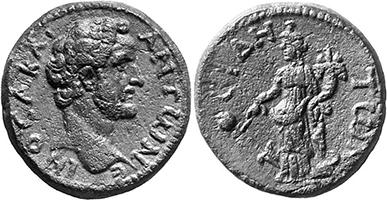 ANTONINUS PIUS. Bronze. Ex Hauck & Aufhaeuser 19 n. 303. 9,9 g.
