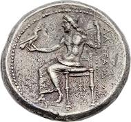 Makedonien. Alexander III., 336-323. Dekadrachmon, Babylon. Gutes vorzüglich.